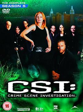 犯罪现场调查 第五季 CSI: Crime Scene Investigation Season 5