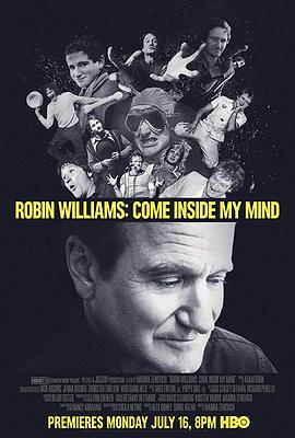 罗宾·威廉姆斯:记忆深处 Robin Williams: Come Inside My Mind