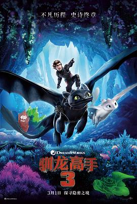 驯龙高手3 How to Train Your Dragon: The Hidden World