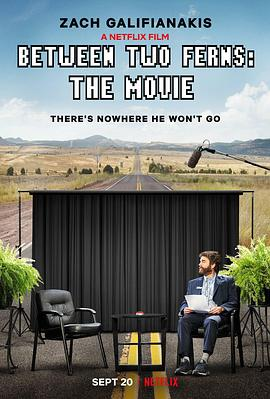 蕨间访谈:电影版 Between Two Ferns: The Movie