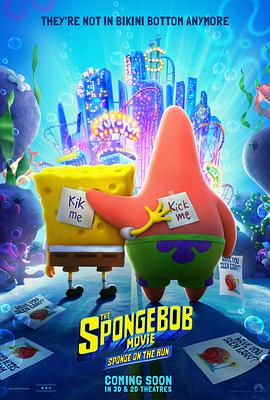 海绵宝宝:营救大冒险 The SpongeBob Movie: Sponge on the Run