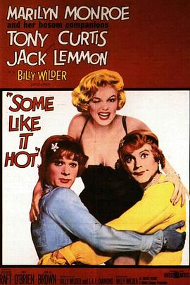 热情如火 Some Like It Hot