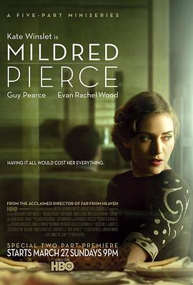 幻世浮生 Mildred Pierce