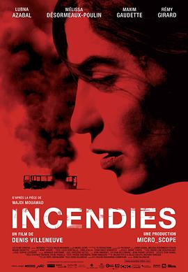 焦土之城 Incendies