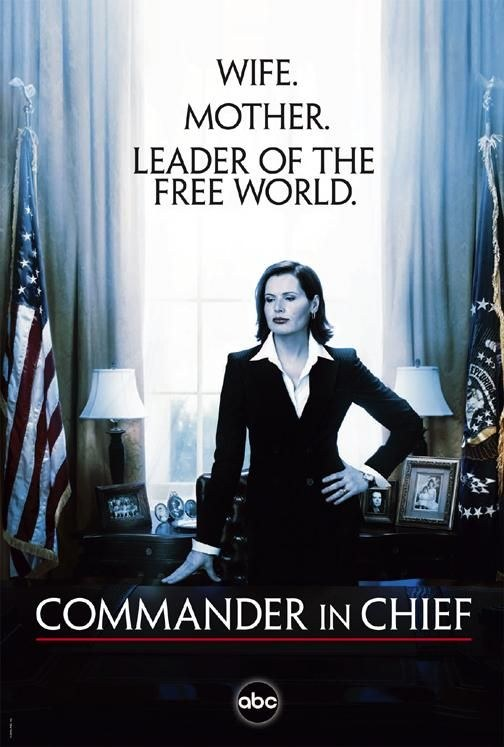 三军统帅 第一季 Commander in Chief Season 1
