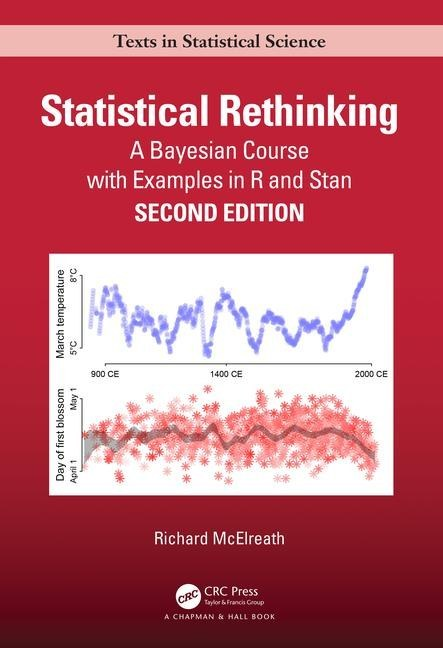 Statistical Rethinking (Second Edition)