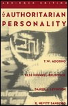 The Authoritarian Personality (Studies in Prejudice)