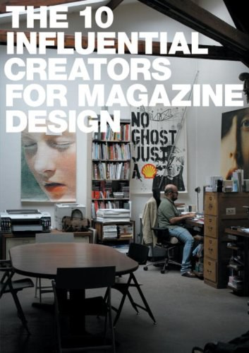 The 10 Influential Creators for Magazine Design