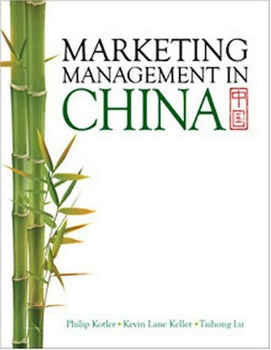 Marketing Management in China