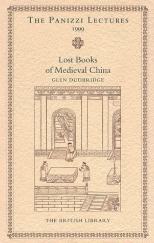 Lost Books of Medieval China