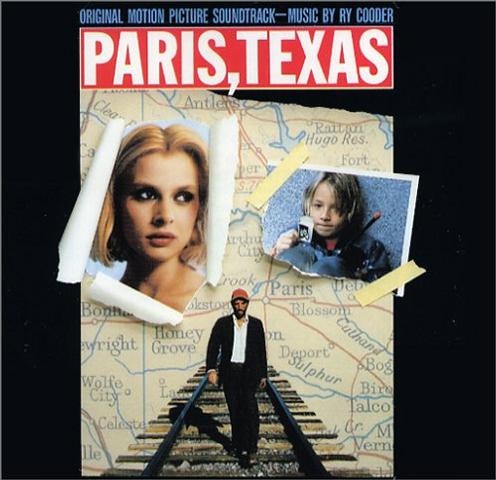 Ry Cooder - Paris, Texas: Original Motion Picture Soundtrack