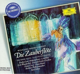Wolfgang Amadeus Mozart... - Mozart: Die Zauberflöte [The Magic Flute]