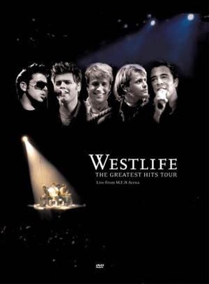 Westlife - The Greatest Hits Tour Live In Manchester