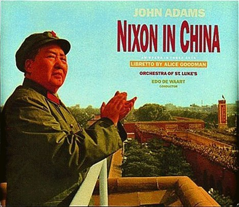 Edo De Waart... - John Adams: Nixon in China