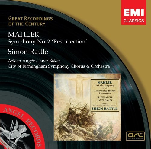 "Simon Rattle... - Mahler: Symphony No. 2 ""Resurrection"""