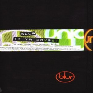 Blur - 10 Year Anniversary Box Set
