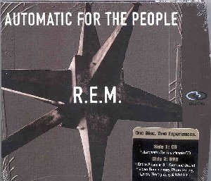 R.E.M. Automatic for the People Dual Disc