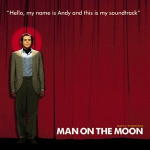 Various Artists - Soundtracks... - Man on the Moon:  Music from the Motion Picture