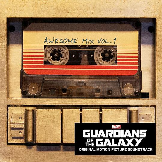 Various Artists - Guardians of the Galaxy: Awesome Mix Vol.1