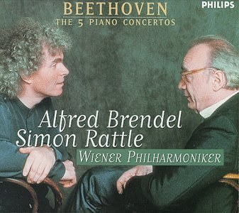 Alfred Brendel... - Beethoven: The 5 Piano Concertos