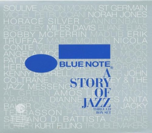 Various Artists - Blue Note: A Story of Jazz