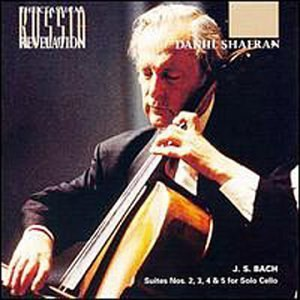Daniil Shafran - Daniil Shafran - Bach Cello Suites Shafran