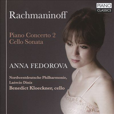 Rachmaninoff: Piano Concerto No. 2, Cello Sonata