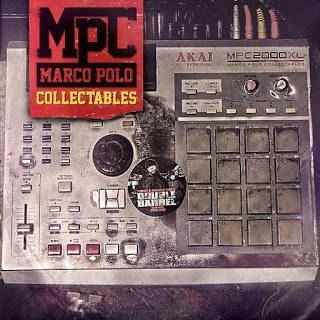 Mpc: Marco Polo Collectables: Unreleased Beats Circa 2002-2004