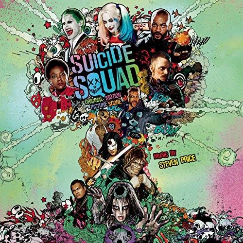 Steven Price - Suicide Squad (Original Motion Picture Score)
