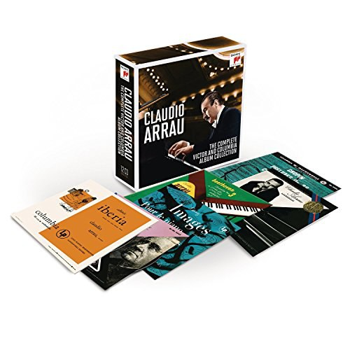 Claudio Arrau - Claudio Arrau - The Complete RCA Victor and Columbia Album Collection