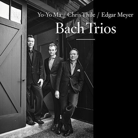 Chris Thile... - Bach Trio