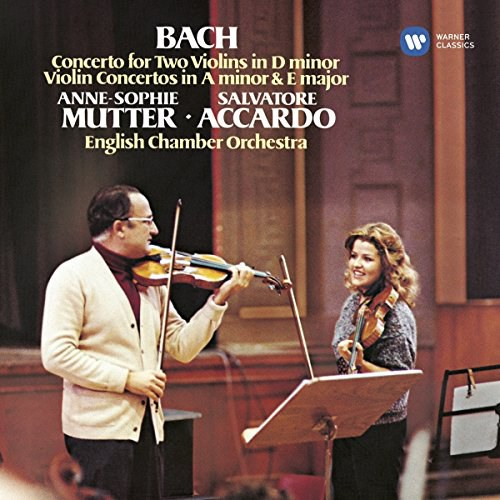 Bach: Violin Concertos in E major, D minor & A minor