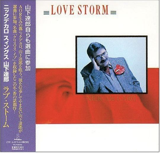 Nick DeCaro - Love Storm