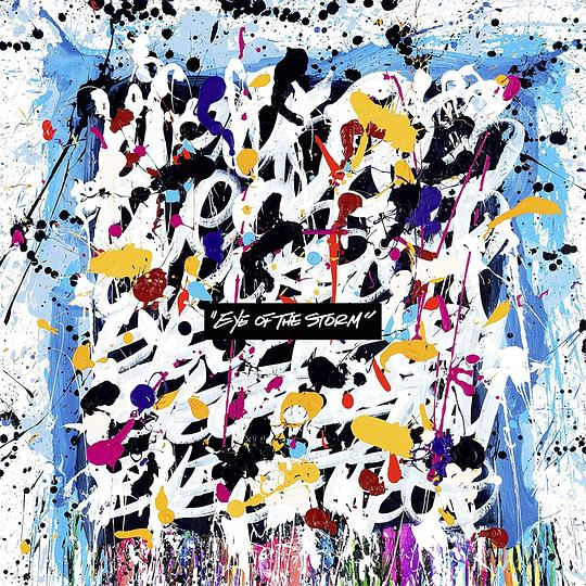 ONE OK ROCK - Eye of the Storm [通常盤]