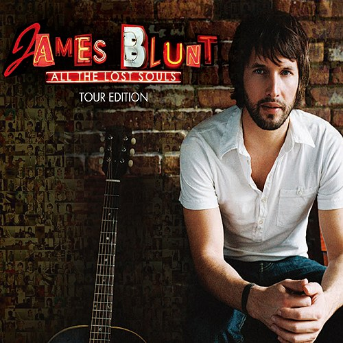 James Blunt - All The Lost Souls-Tour Edition