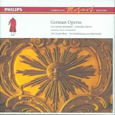 Complete Mozart Edition 16 : German Operas
