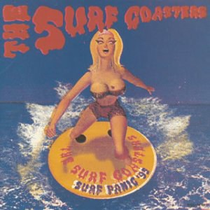 The Surf Coasters - Surf Panic '95