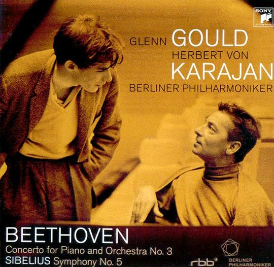 Glenn Gould... - Beethoven: Piano Concerto No. 3 in C Minor, Op. 37