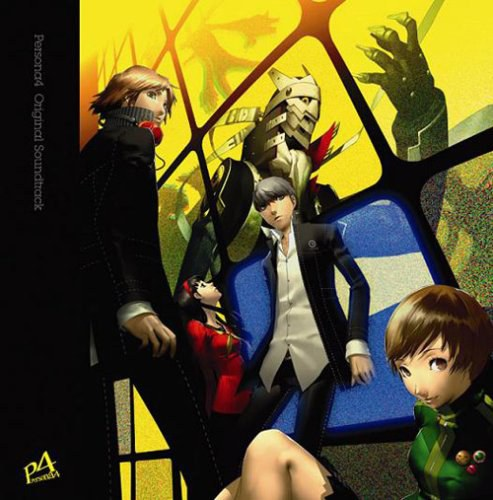 目黑將司 - Persona 4 Original Soundtrack
