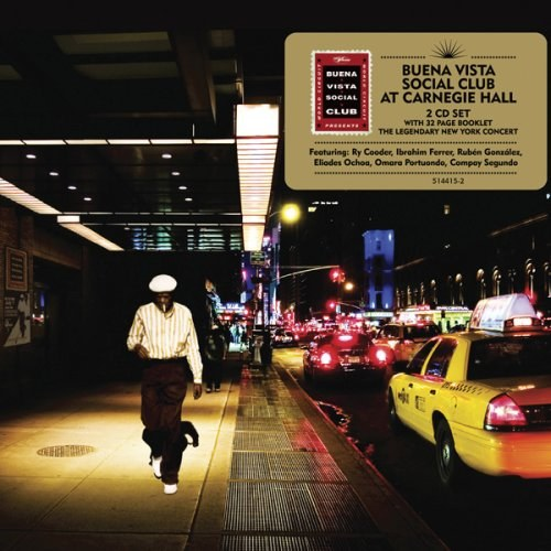 Buena Vista Social Club - Buena Vista Social Club At Carnegie Hall(2 CD)