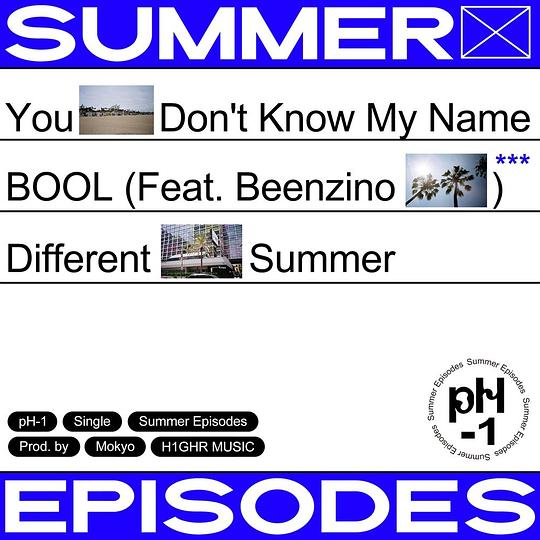 pH-1 - Summer Episodes