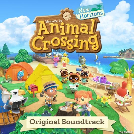 日本群星 - Animal Crossing: New Horizons Original Soundtrack
