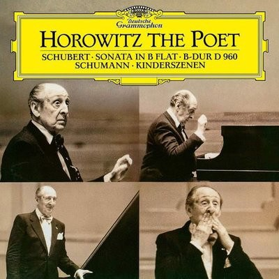 Franz Schubert... - Horowitz The Poet