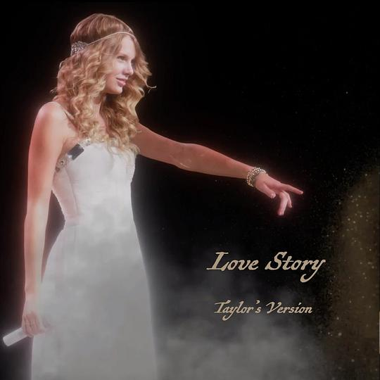 Taylor Swift - Love Story (Taylor's Version)
