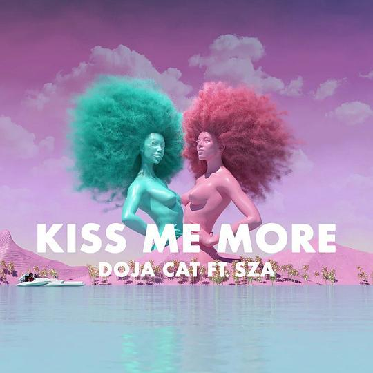 Doja Cat... - Kiss Me More (Explicit)