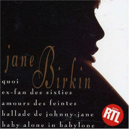 Jane Birkin - Jane B Best Of Jane Birkin