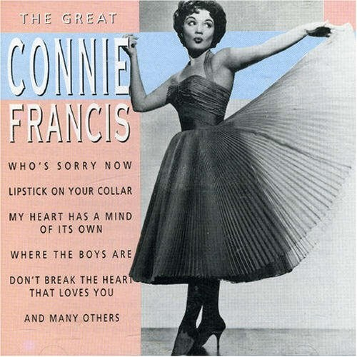 Connie Francis - The Great Connie Francis
