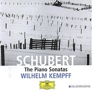 Wilhelm Kempff - Schubert: The Piano Sonatas