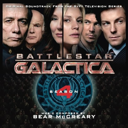 Bear McCreary - Battlestar Galactica: Season 4