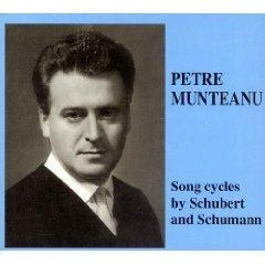 Song Cycles By Schubert & Schumann: Petre Munteanu/Franz Holetschek